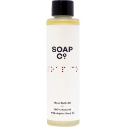 The Soap Co Rose Bath Oil - 100ml