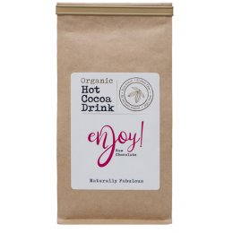 Enjoy Raw Chocolate Hot Cocoa Drink - 250g