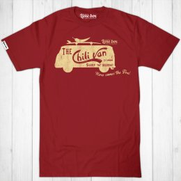 Mens Chilli Van Fair Wear Cotton T-Shirt