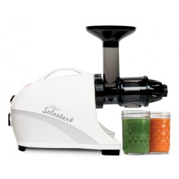 Tribest Solo Star 4 Juicer - White