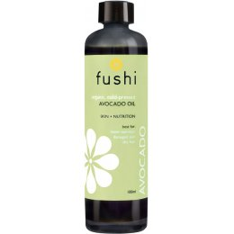 Fushi Organic Avocado Oil - 100ml