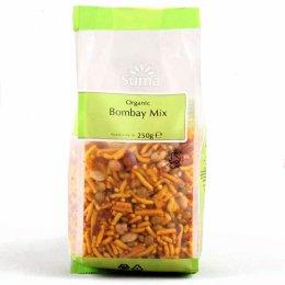 Suma Prepacks Organic Bombay Mix - 250g test