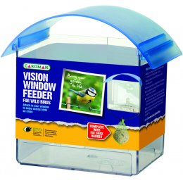 Vision Window Bird Feeder