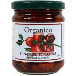 Organico Sundried Tomatoes in Oil - 190g