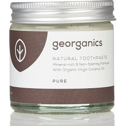 Georganics Natural Toothpaste - Pure - 60ml