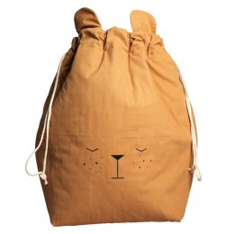 Fabelab Ochre Bear Storage Bag - Large
