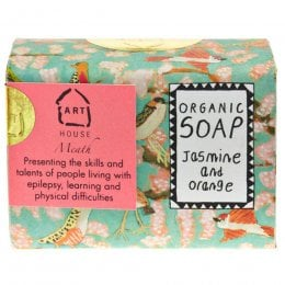 Arthouse Meath Blooming Marvellous Organic Soap Bar - 100g
