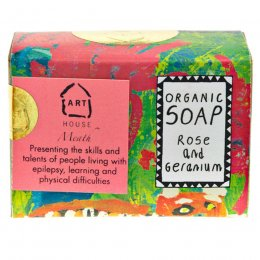 ARTHOUSE Unlimited Tiger Power Organic Soap Bar - 100g