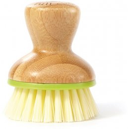 Full Circle Bubble Up Dish Brush - Green