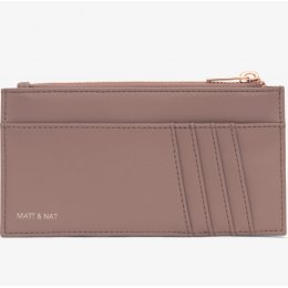 Matt & Nat Nolly Vegan Purse - Mahogany