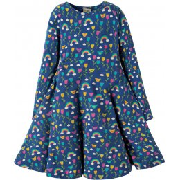 Frugi Sofia Skater Dress - Perfect Day