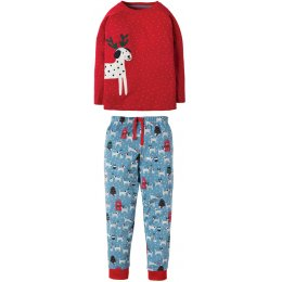 Frugi Jamie Jim Jams - Dotty Dalmations