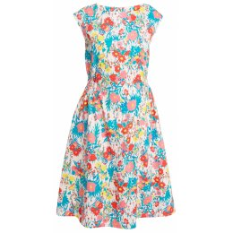 People Tree Floral Carlin Dress