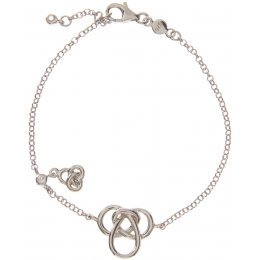Kashka London Hope Silver Bracelet