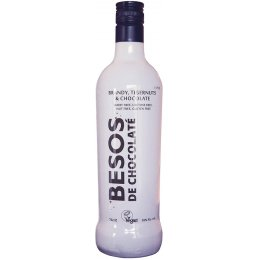 Besos de Chocolate Vegan Cream Liqueur - 70cl
