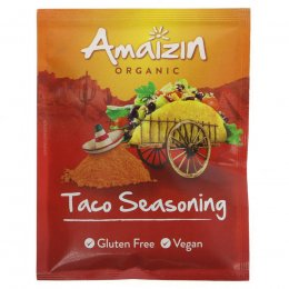 Amaizin Taco Seasoning