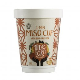 Tideford 1 Min Miso Cup with Soya Free Miso