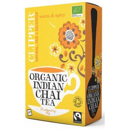 Clipper Organic Indian Chai Tea - 20 Bags