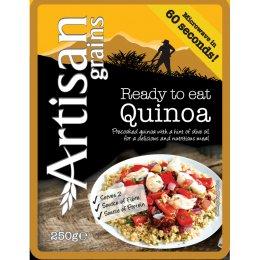 Artisan Grains Microwaveable Quinoa - 250g
