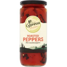 Cypressa Roasted Red Peppers - 465g