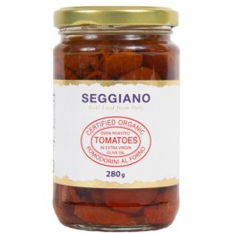 Seggiano Organic Oven Roasted Tomatoes - 280g