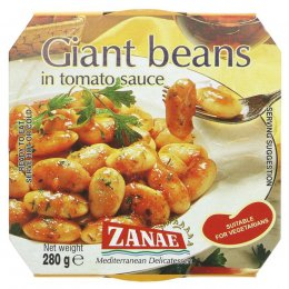 Zanae Butter Bean Salad