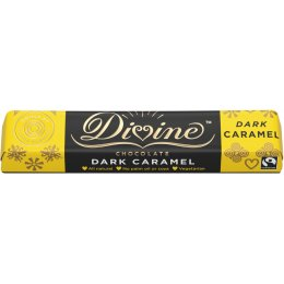 Divine Caramel Dark Chocolate - 35g