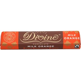 Divine Orange Milk Chocolate - 35g