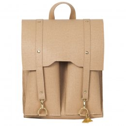 Wilby Bailey Beige Backpack