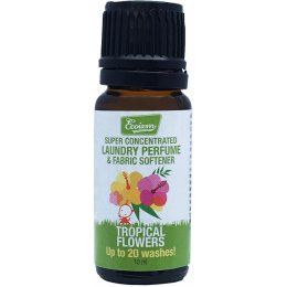 Ecoizm Tropical Flowers Super Concentrated Laundry Perfume - 10ml