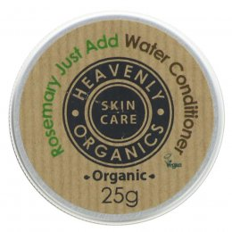 Heavenly Organics Just Add Water Rosemary Conditioner Powder - 25g