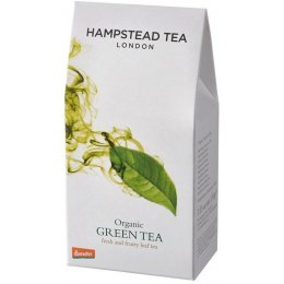 Hampstead Tea Organic Green Tea - Loose Leaf - 100g