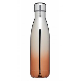 KitchenCraft LeXpress 500ml Ombre Copper Finish Drinks Bottle
