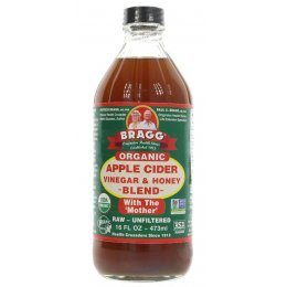 Bragg Apple Cider Vinegar with Honey - 473ml