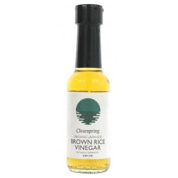 Clearspring Brown Rice Vinegar - 150ml