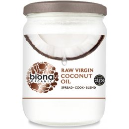 Biona Organic Virgin Coconut Oil - 400g