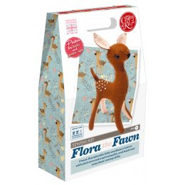 Flora the Fawn Crafty Kit