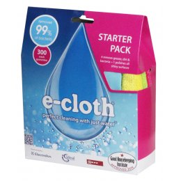 E-Cloth Starter Pack
