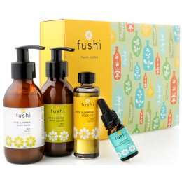 Fushi Heavenly Rose & Jasmine Complete Body Care Collection