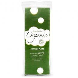 Simply Gentle Organic Cotton Pleat - 100g
