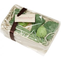 Handmade Chocolate Greens - 110g