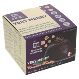 Foods of Athenry Very Delicious Gluten Free Christmas Pudding - 200g