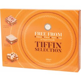 Lazy Day Tiffin Selection - 360g