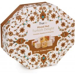 Truede Mixed Nut Turkish Delight - 300g