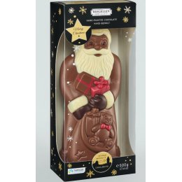 Riegelein Fairtrade Chocolate Santa Gift Box - 500g