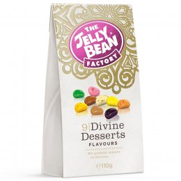 The Jelly Bean Factory Divine Desserts - 110g