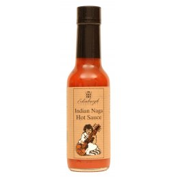 Edinburgh Preserves Indian Naga Hot Sauce - 148ml