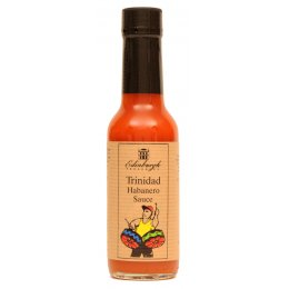 Edinburgh Preserves Trinidad Habanero Hot Sauce - 148ml