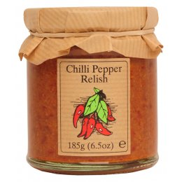 Edinburgh Preserves Chilli Pepper Relish - 185g