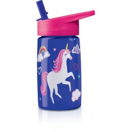 Crocodile Creek Reusable Tritan Water Bottle - Unicorn